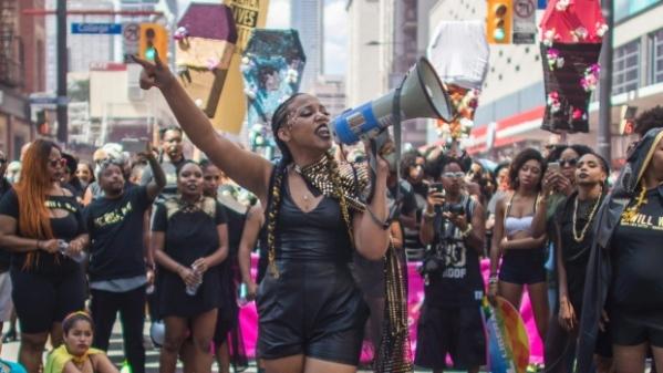 toronto-pride-parade-black-lives-matter